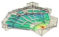 Diseño de un teatro mediante trazado de rayos acústicos
