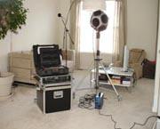 Equipos medida de ruido y aislamiento acustico