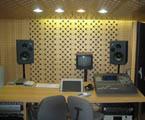 Diseño de estudio de grabación particular