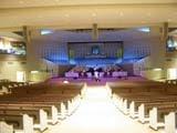 Instalación de sonido en Iglesia