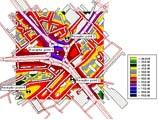Mapa de Ruido en función del tráfico