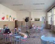Medición de aislamiento acústico en colegio