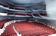 Resultado del diseño y simulación teatro