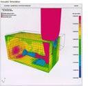 Simulación de ruido en el interior de un recinto