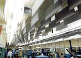 Tratamiento acústico en fabrica